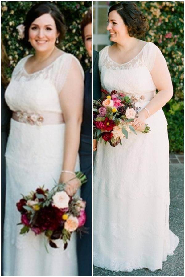Vestidos de boda talla 46