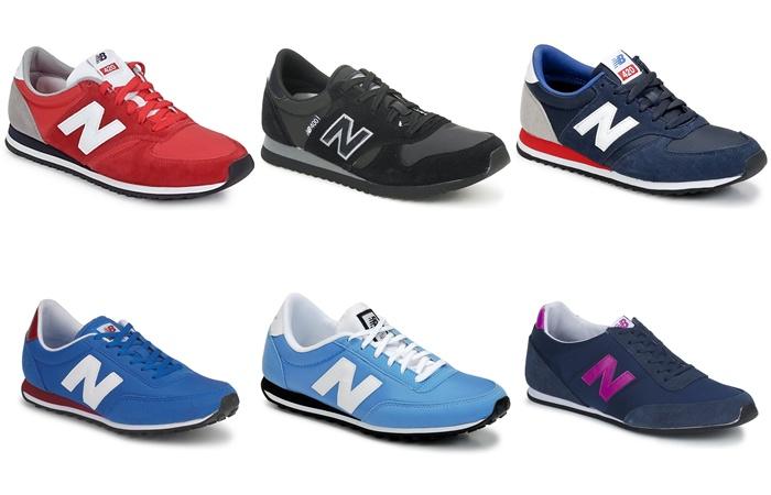 zapatillas new balance mujer modelo topos
