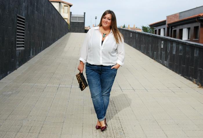 Camisa Blanca El Rincon De Anatxu