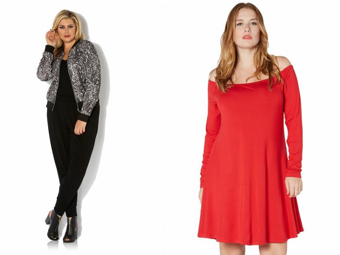 Vestidos de fiesta tallas grandes online espana
