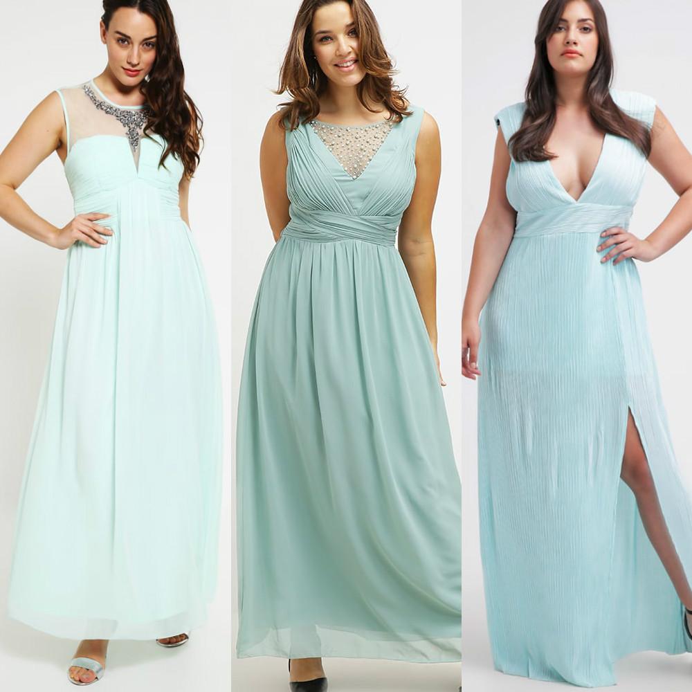 Vestidos Largos Para Bodas Tallas Grandes